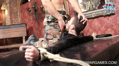 Poker Face Part 2. Exhausted boy (2012) Gay BDSM