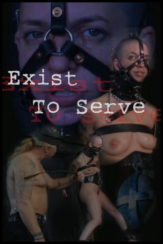 bdsm SandM Exist To Serve - Abigail Dupree