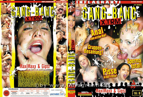 Gang-Bang X.TRM - Maxi Maxx & Gipsi Peeing