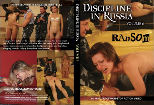 DOWNLOAD from FILESMONSTER:  BDSM Extreme Torture  Discipline in Russia Vol.6   Ransom