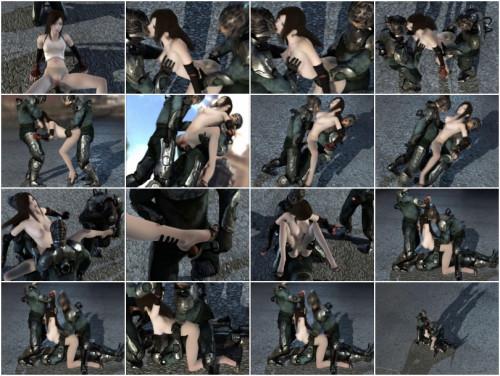 FluidFantasy - Captured Slave 3D Porno