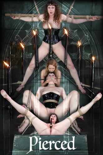 bdsm Pierced Slave