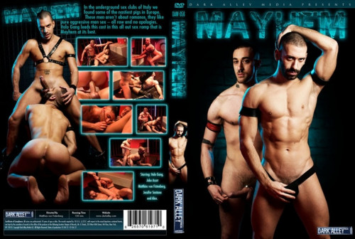 Gay BDSM Mayhem