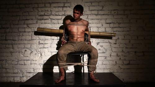 Gay BDSM Hardy Slave Zhenya. Final Part