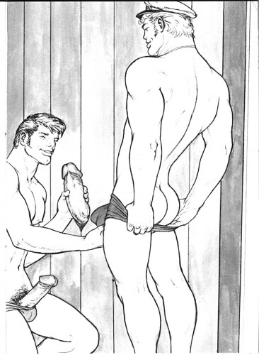 Tom of Finland Gay Pics