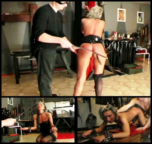 DOWNLOAD from FILESMONSTER:  PainVixens BDSM BDSM Extreme Torture  Born To Please   PainVixens