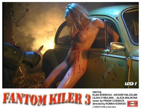 Erotic Horror - Fantom Kiler 3 - Teraz Films BDSM