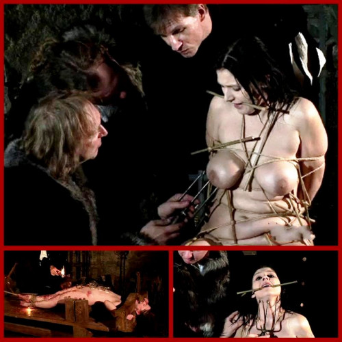 bdsm Fortune Teller Gypsy Sees Own Punishment Part 2 - BrutalDungeon