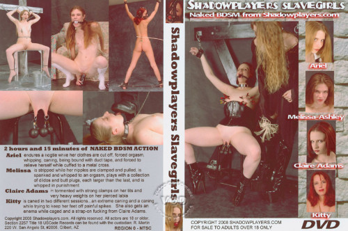 DOWNLOAD from FILESMONSTER:  ShadowPlayers Fetish BDSM Extreme Torture  Shadowplayers Slavegirls (2006) DVDRip