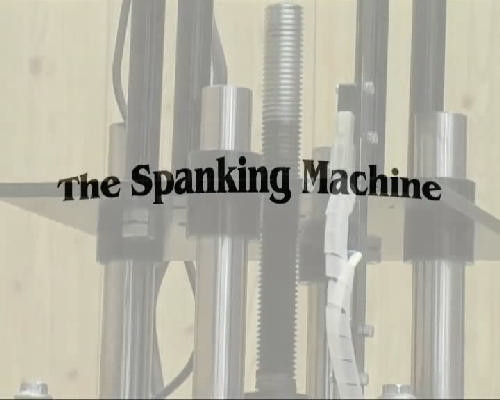 DOWNLOAD from FILESMONSTER:  TheSpankingMachine BDSM BDSM Extreme Torture  The spanking machine
