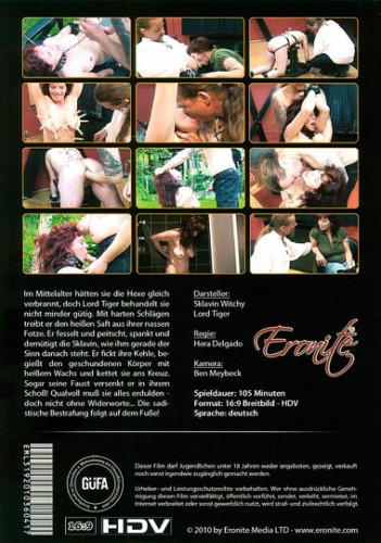 Hexenfolter Brutale Kreuzigung Einer Rothaarigen (2010) DVDRip BDSM