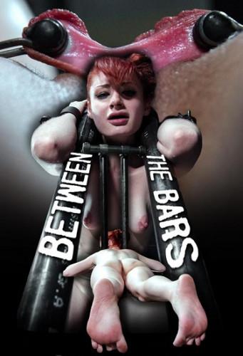 bdsm Between the Bars-Violet Monroe