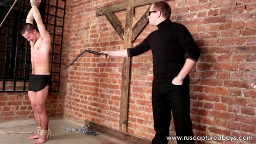 Gay BDSM Rent-a-Body III - Ilya - Part II