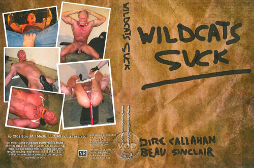 Gay BDSM Wildcats Suck