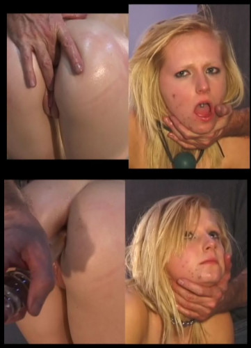 DOWNLOAD from FILESMONSTER:  PowerShotz Extreme BDSM Extreme Torture  PowerShotz   Aubry Anal Training