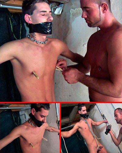 Gay BDSM Gangster Fuck Best Part 26