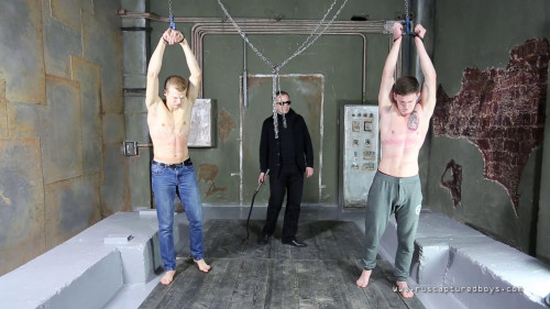 Gay BDSM Two robbers - Part I