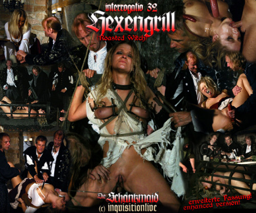 Interrogatio 32: Hexengrill (Roasted Witch) DVDRip BDSM