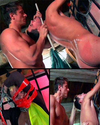 Gay BDSM Gangster Fuck Best Part 38
