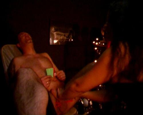 [Small Talk] SKLAVENTERROR Scene #2 Femdom and Strapon