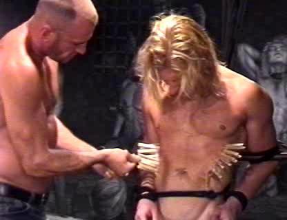 Gay BDSM Jason Branch, Anthony Shaw