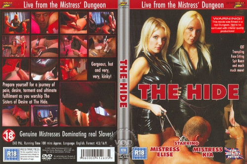 The Hide (2011) DVDRip Femdom and Strapon