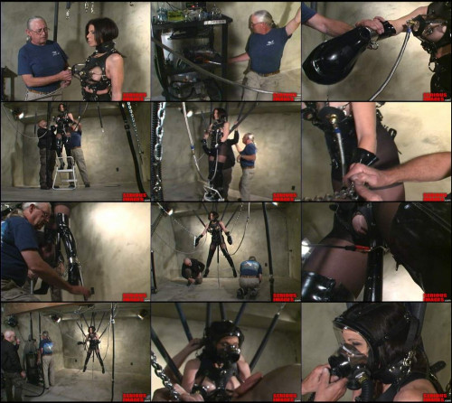 DOWNLOAD from FILESMONSTER:  BDSM Extreme Torture  Ashley Renee and The Creature part2of3