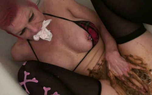 Extreme Toilet Slave Filesmonster Scat