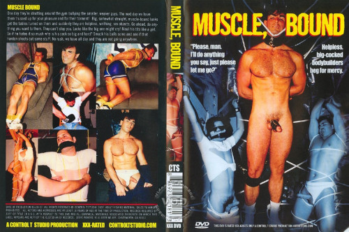 Muscle, Bound Gay BDSM