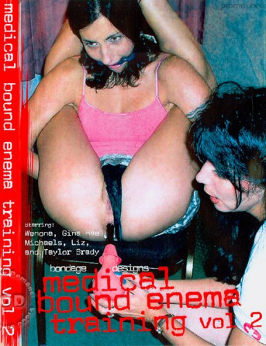Medical Bound Enema Training 2 BDSM