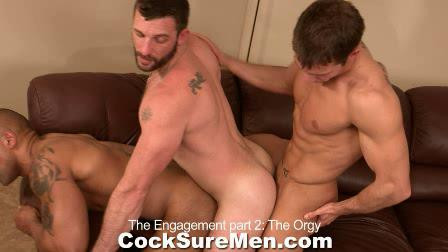 The Engagement Part Two Gay Porn Clips