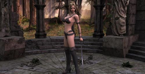 Valorahs Blessing 3D Porno