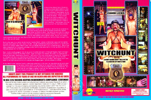 bdsm Witchunt - ZFX-P