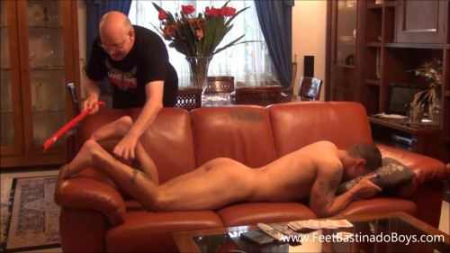 Gay BDSM Petr Ma Feet And Spanking(Part 3 - feet))
