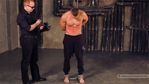 Gay BDSM Devoted Boyfriend Sergei - Part I