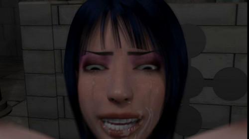 Robinson kuruu zoonna koukogakusha kyousei niku dorei 2012 3D Porno