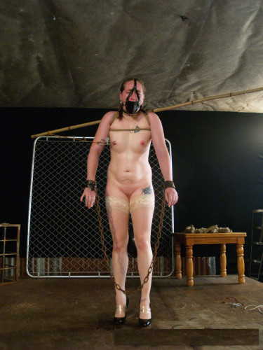 Next to the clear cage (2011) BDSM