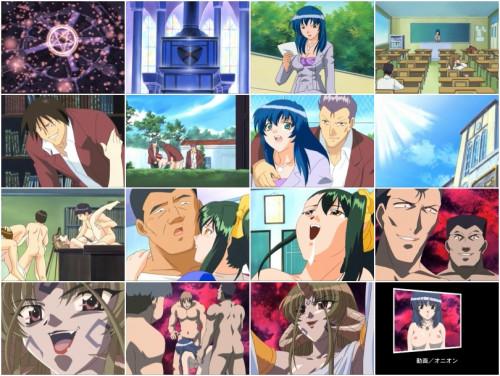 Bi-Indoushi Miija - Injoku no Gakuen ep.2 Anime and Hentai