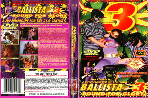bdsm Ballista 3 Bound For Glory - ZFX-P