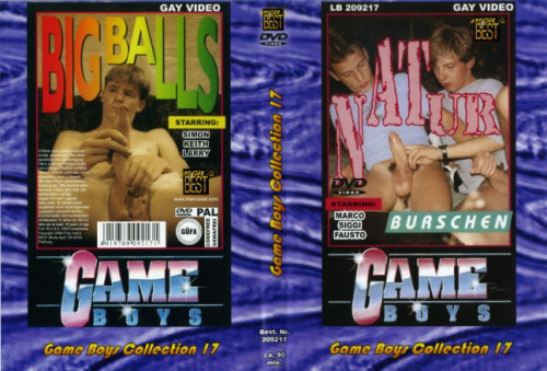 Big Balls - Game Boys Collection 17 Gay Movie