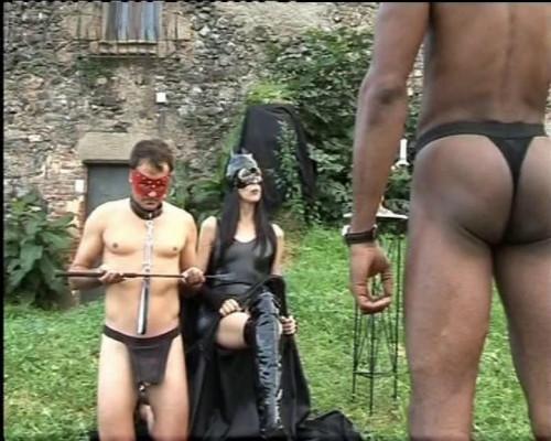 [Manda Huevos Producciones] Los deseos sadicos de divina Scene #8 BDSM