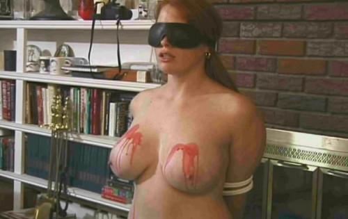 bdsm Extreme Tit Torment 7 - Kaylee part 2