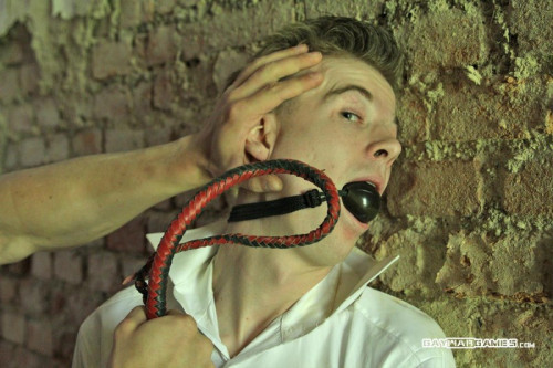 Gay BDSM GayWarG - Jakub and Tomas - Recruits Troubles part 1