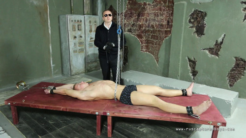 Gay BDSM Captured Soldier Nikolai II - Final Part