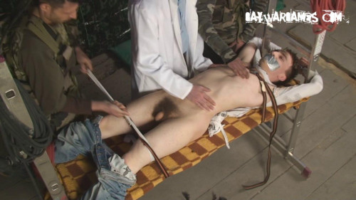 The Psycho Doctor Part 1. Good way (2012) Gay BDSM