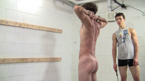 Gay BDSM You will be punished, dirty boy
