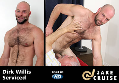 Dirk Willis Serviced Gay Porn Clips