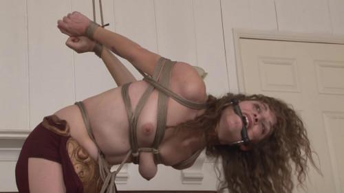 bdsm Bound and Gagged - Harem Captive Lauren Kiley