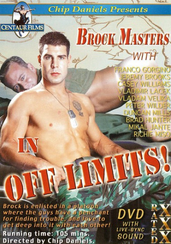 Off Limits! (Chip Daniels / Centaur) Gay Movie