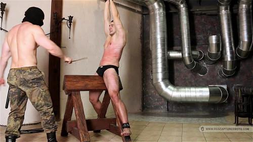 Gay BDSM Captured Plumber - Final Part